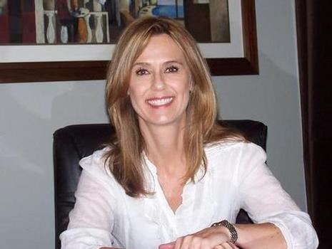 Manhattan Beachwear President Brenda West. She is a partner in the new company.