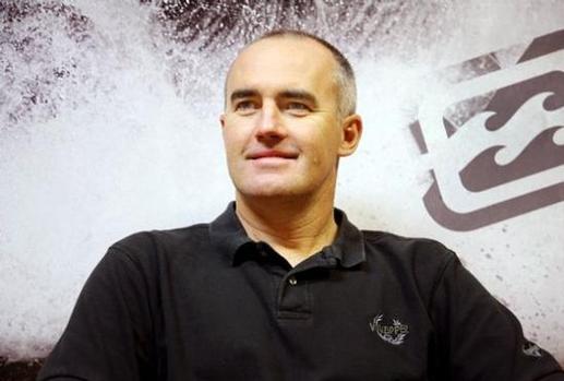 Billabong CEO Derek O'Neill