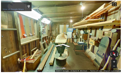 """Take a virtual tour of Velzy's """"Shaping Shack"""