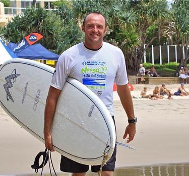 Core Careers: Mark Kelly, Global Surf Industries