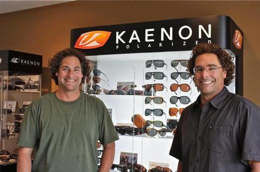 Darren and Steve Rosenberg