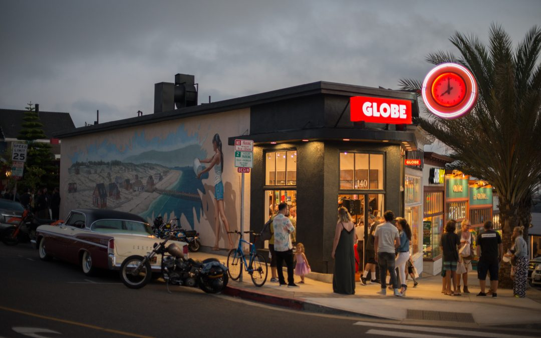 Globe's Latest Cabin Store Opens inHermosa Beach