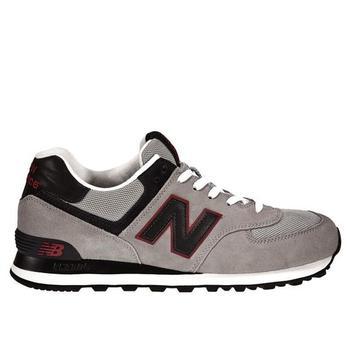 The New Balance 574 style.