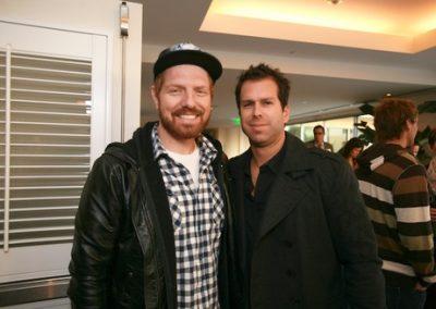 Jim Anfuso and Kurt Schleicher of Fox Head