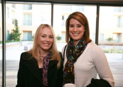 Shannon Park and Jennifer Kelly of SIMA