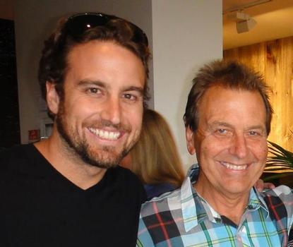 Blake Richards and Mark Richards of Val Surf