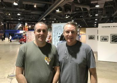 Travis Matsdorf and Steve Tully of Neff
