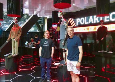 Polartec CEO Gary Smith