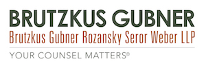Brutzkus Gubner Rozonsky Seror Weber LLP logo