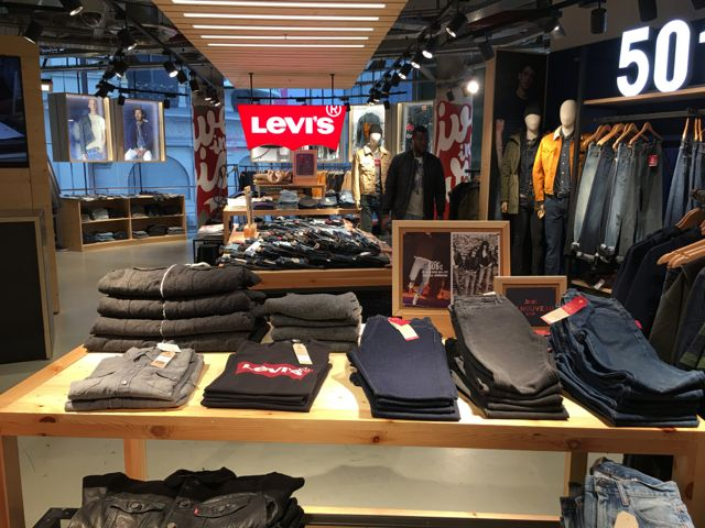 Newly Public Levi's Outlines Growth Road Map