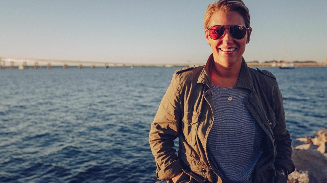 Costa CEO Holly Rush - Photo courtesy of Costa