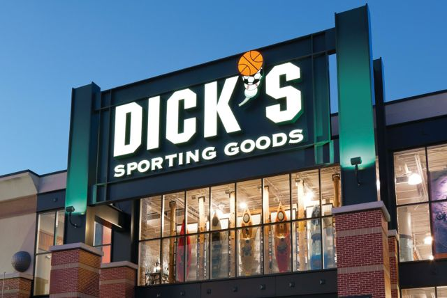 Photo courtesy of Dick's Sporting Goods