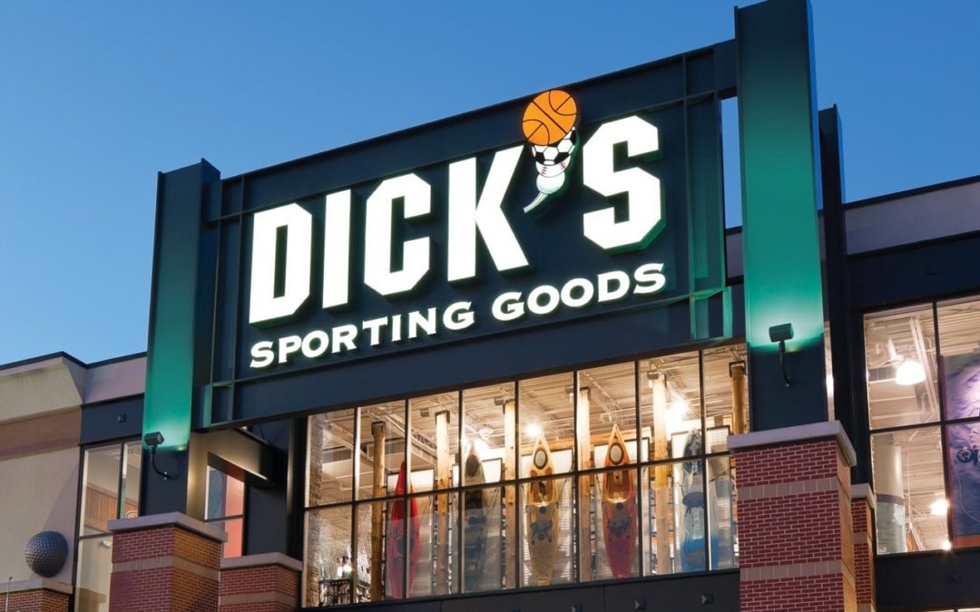 Dick's Down While Retail is Up