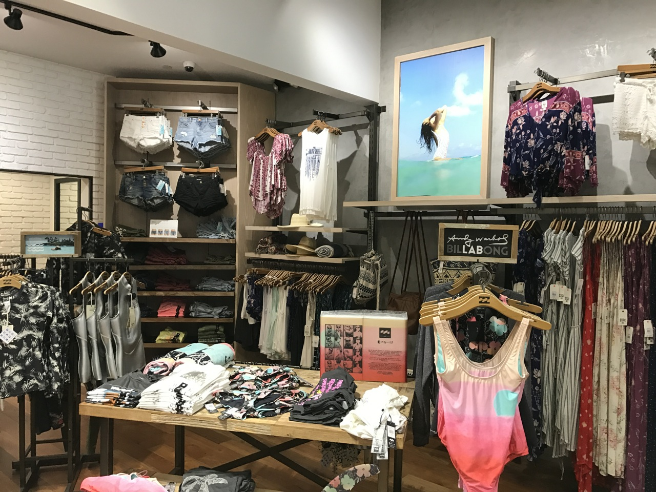 Billabong retail has been a bright spot in the Americas region - File photo by SES