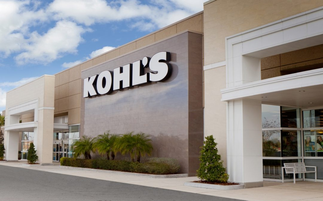 Kohl's Jumps In Bed with Amazon and Other News