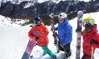 SIA: Meet Your Outdoor Retailer + Snow Show Sales Team