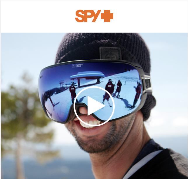 SPY Blasts at Mt. Bachelor