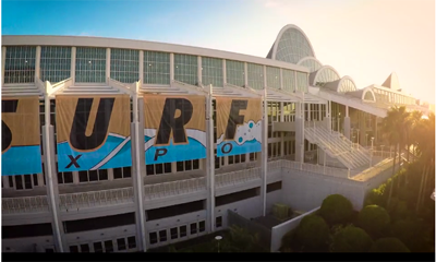 Surf Expo Ranked Among the Biggest and Best Trade Shows of 2016 by TSNN