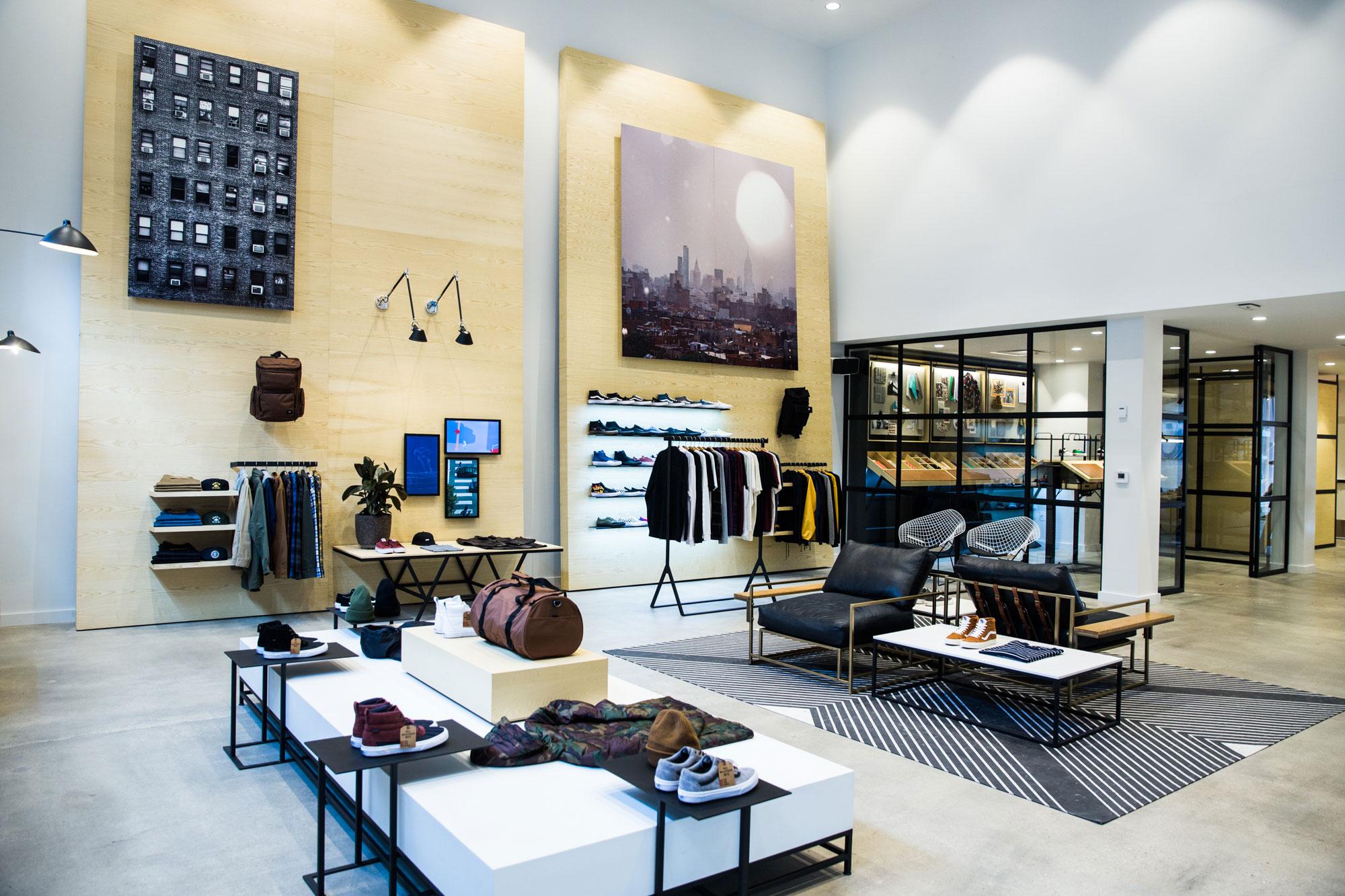 2df4276eeb Vans Opens Immersive Retail Environment in Brooklyn