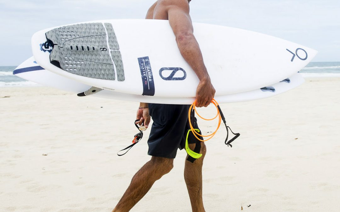 Firewire: Kelly Slater Shares Thoughts on the Helium Gamma