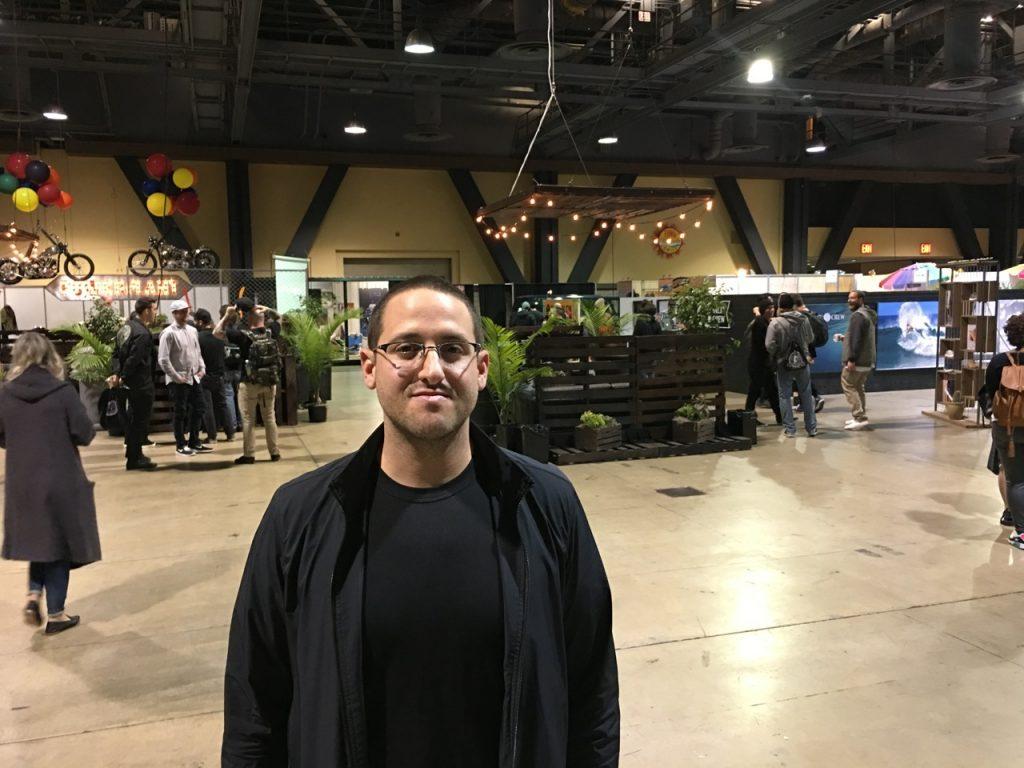 Agenda Founder Aaron Levant - SES file photo