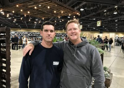 James Kindgren and Ryan Kennan of Quiksilver