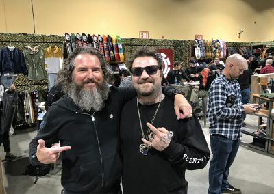 Element Founder Johnny Schillereff and Bam