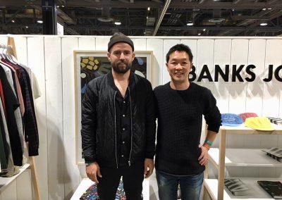 Banks Journal Founders Rama McCabe and Motoo Noda