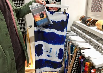 Slowtide added a microfiber travel towel for spring