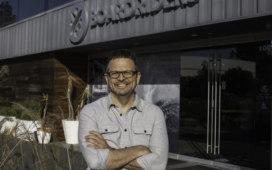 Boardriders CEO Dave Tanner: SES Podcast