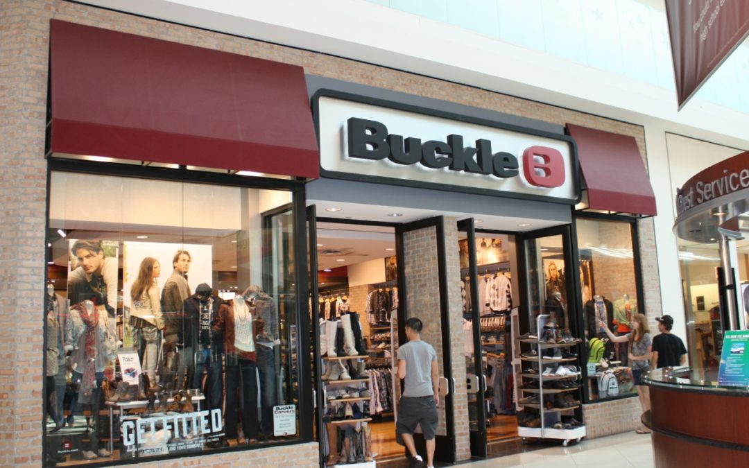 The Buckle's Comps Decline Slightly in July