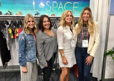 L*Space Merchandiser Brittany Fielding