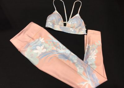 Swimwear and surf pants are Hurley Women's leading categories