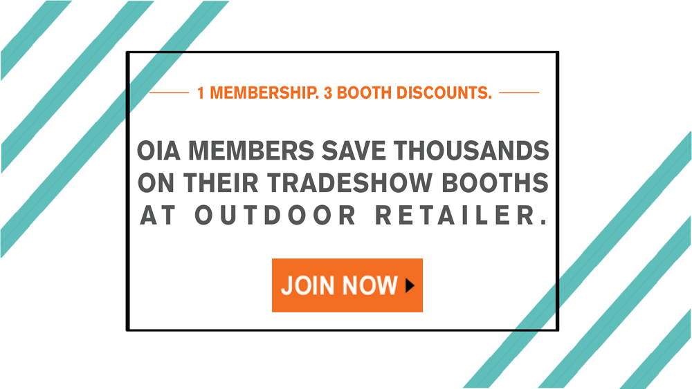 Join OIA by April 24 for Booth Discounts