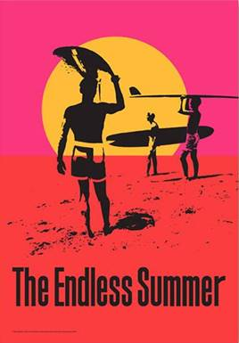 "Campaign For ""The Endless Summer"" License Plate Announced"