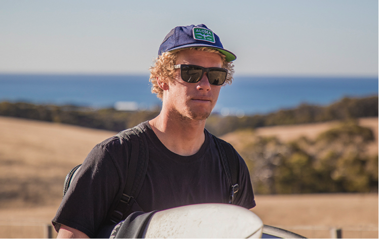 Electric and John Florence Partner Up