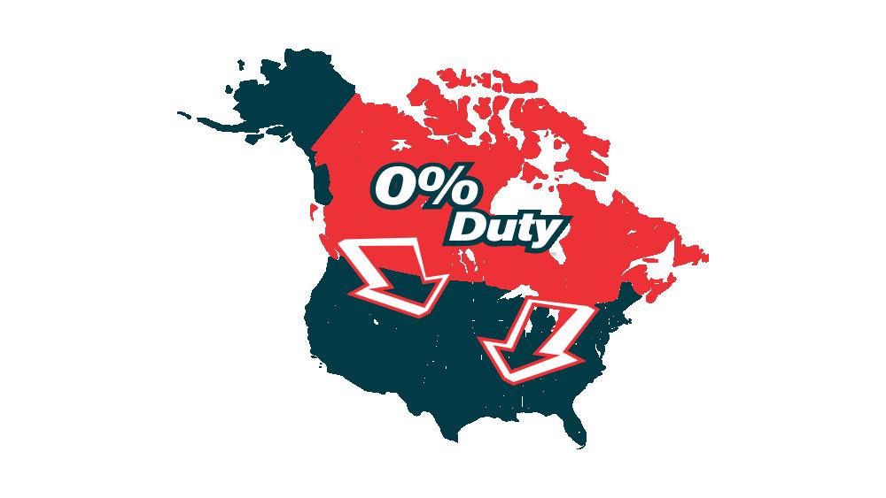 NRI: Deliver U.S. E-comm Orders Duty-Free