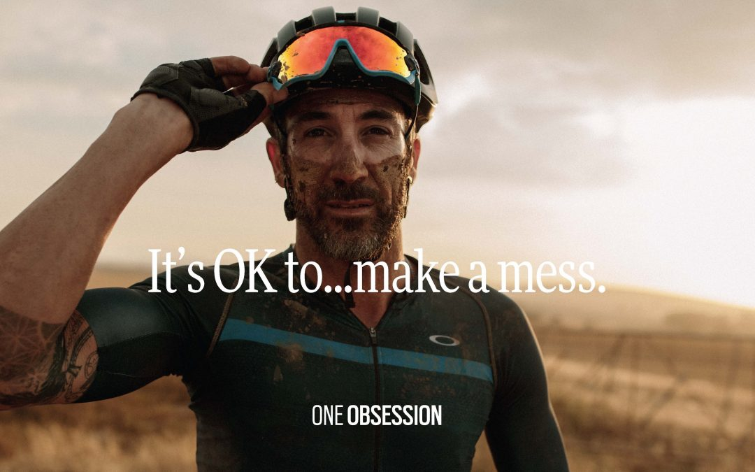 Oakley Campaign Explores Lives and Minds of Athletes