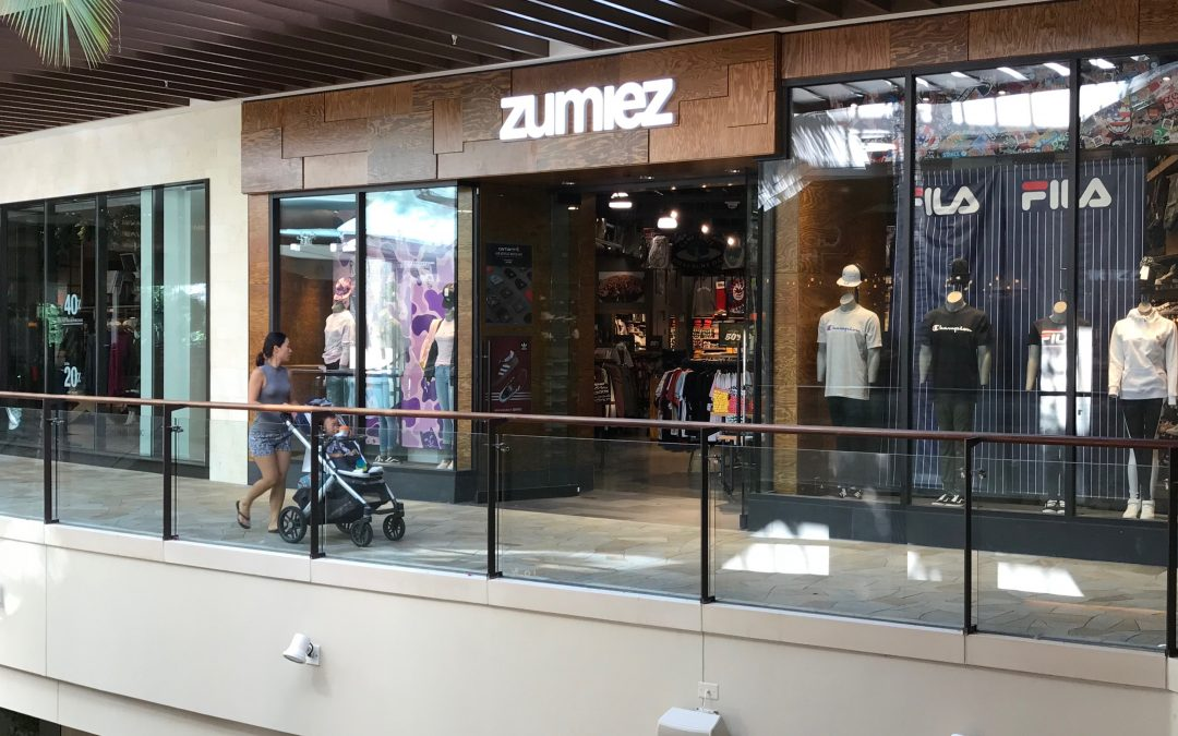 Business Booms for Zumiez