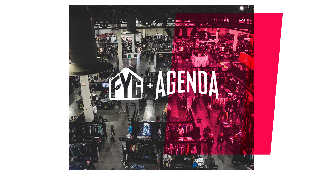 All About the Agenda x FYG Scholarship