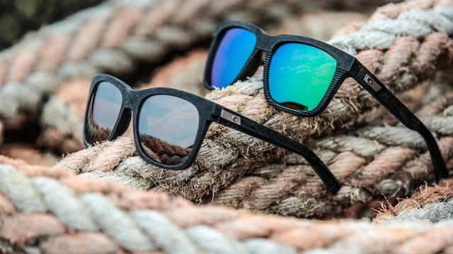 Costa and Bureo Collaborate on New Recycled Fishnet Sunglasses