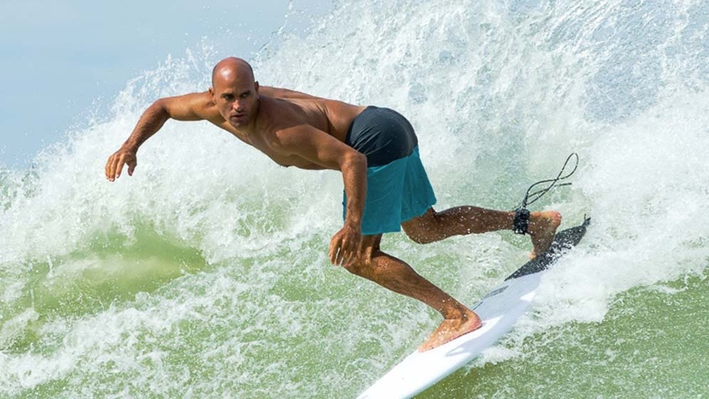 Outerknown Launches Kelly Slater Performance Trunk