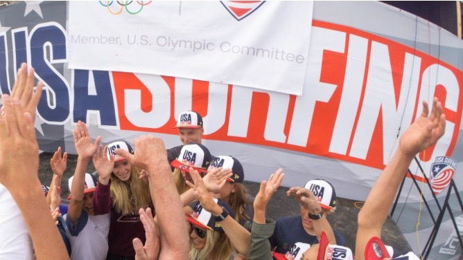 USA Surfing Assembles High Performance Committee
