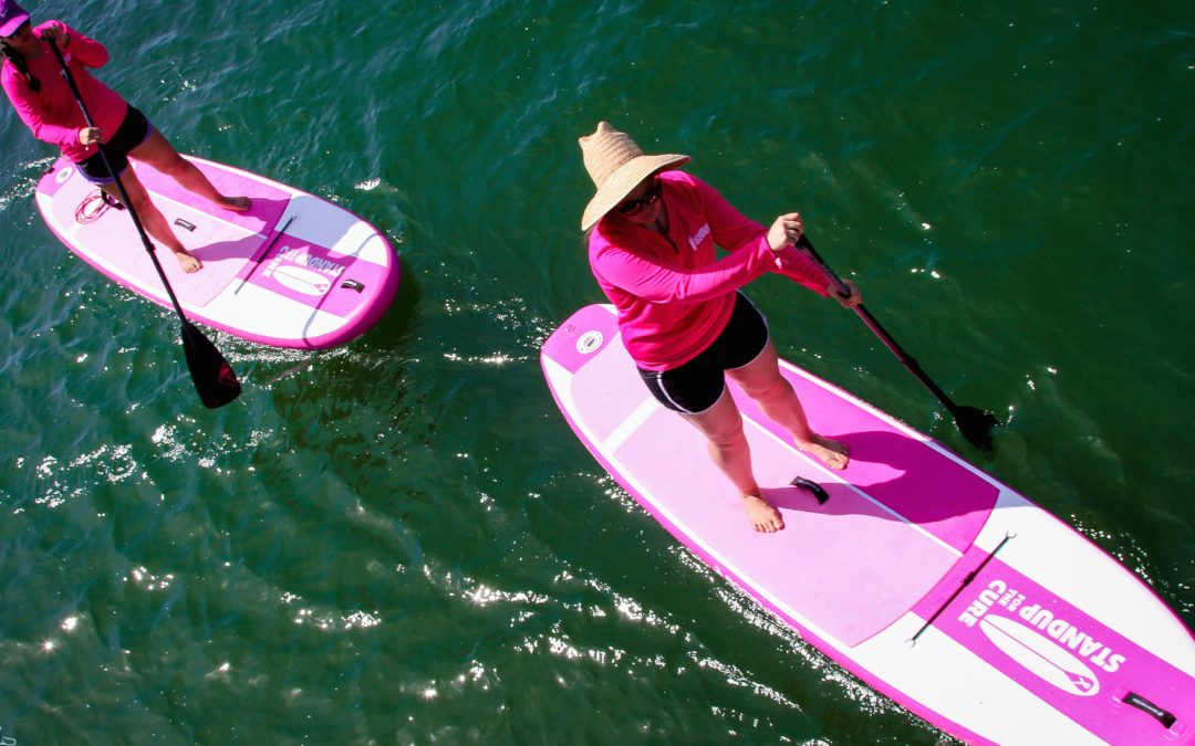 Boardworks Stands Up for the Cure to Raise Awareness for Breast Cancer