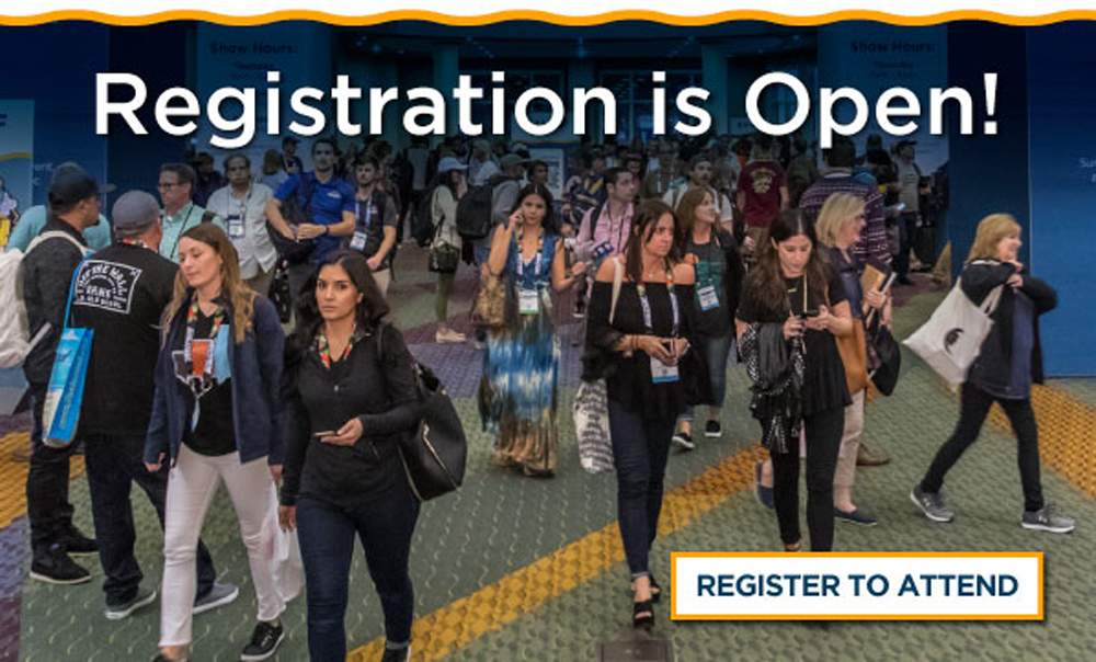 Registration Now Open for Surf Expo