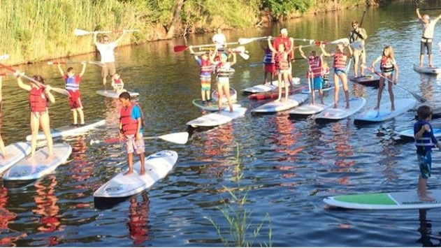 Stand Up Paddle Days Coming Up