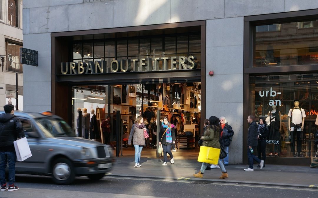 Urban Outfitters: Stores Are Not Dead