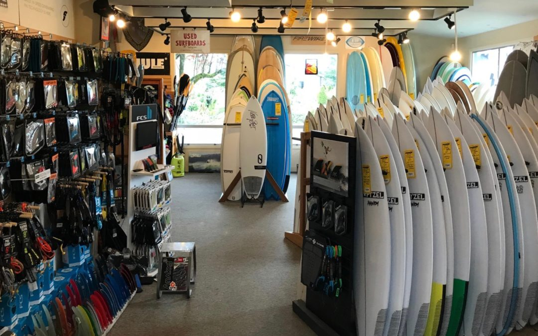 Retail That's Working: Cleanline Surf