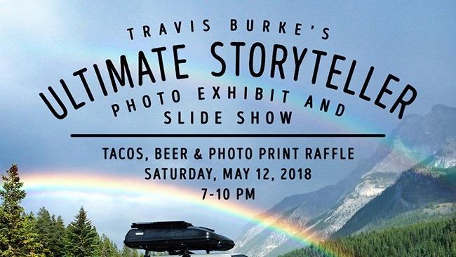 HippyTree Hosts Travis Burke Photo Exhibit