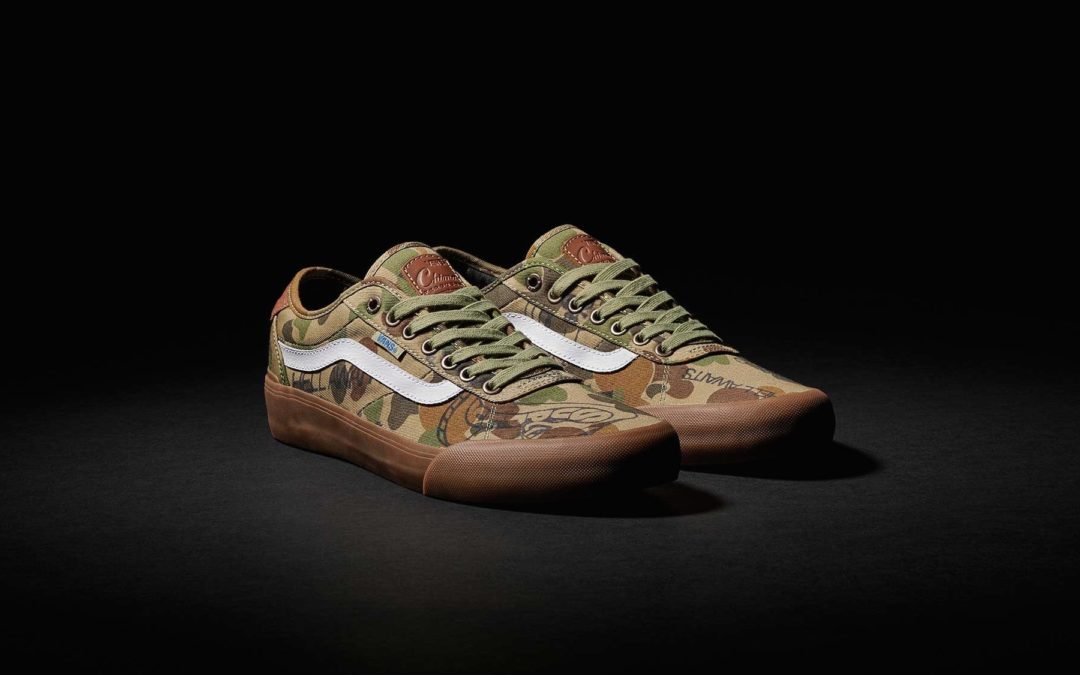 Vans and Supply Release Limited-Edition Chima Pro 2